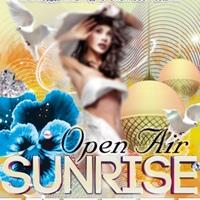 | 29 ИЮНЯ 2013 (Сб) | Open Air | S U N R I S E |