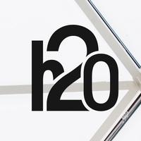 Логотип H2O / Art Hall / Новый клуб/ресторан