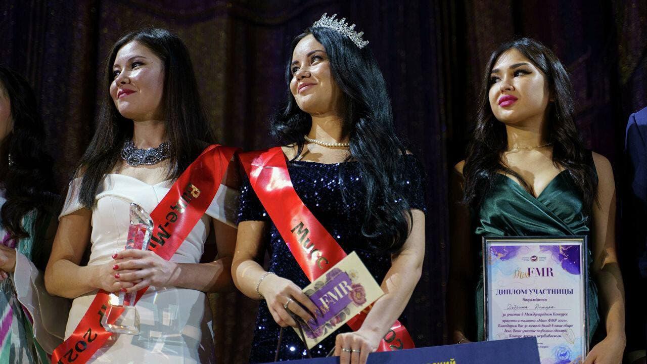 В Москве прошел конкурс красоты среди мигранток «Мисс федерация мигрантов России-2021».