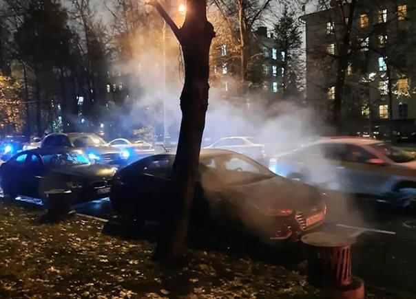 В Москве на улице Кибальчича нашли «портал в Преис...