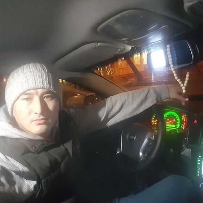 Саты Самудинов