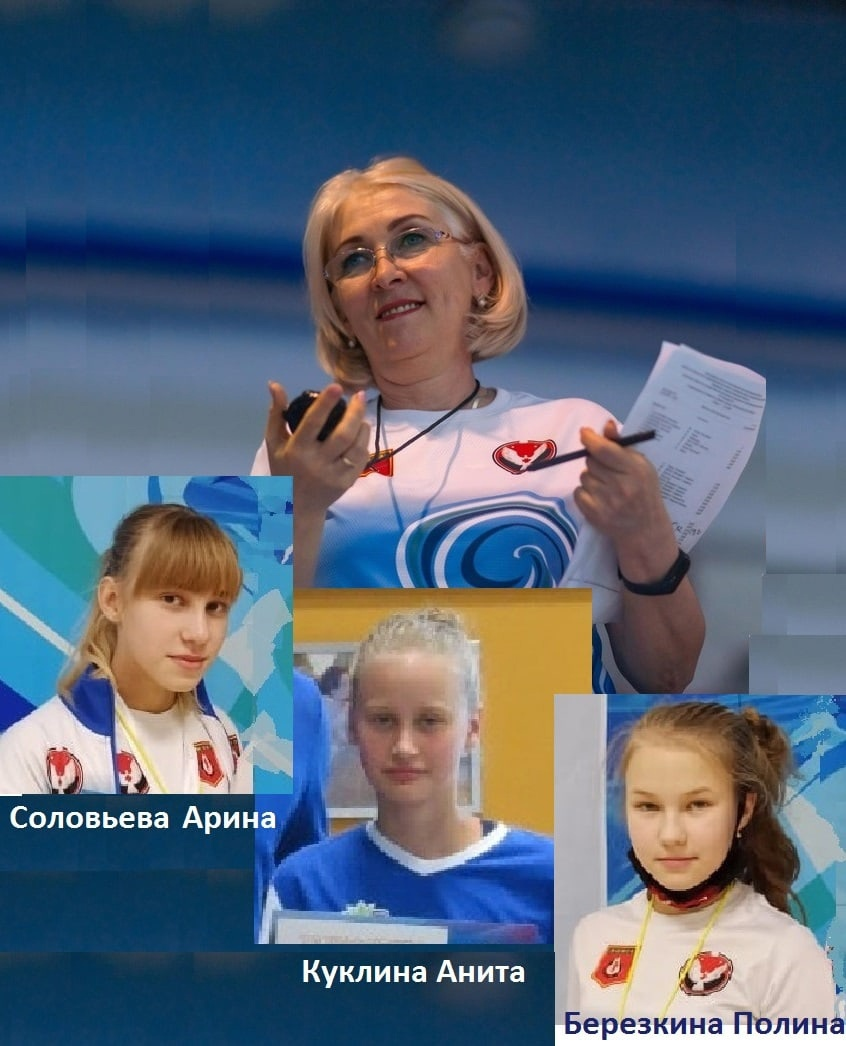 Восемь медалей завоевали можгинские пловцы на Чемпионате и Первенстве Удмуртии