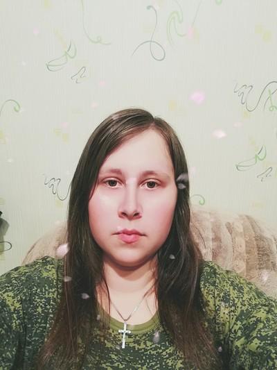 Anastasiya, 23, Totskoye Vtoroye