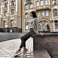 Фотография анкеты Татьяны Маркивской ВКонтакте