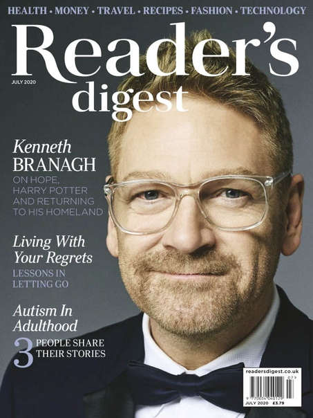 Readers Digest UK 07.2020