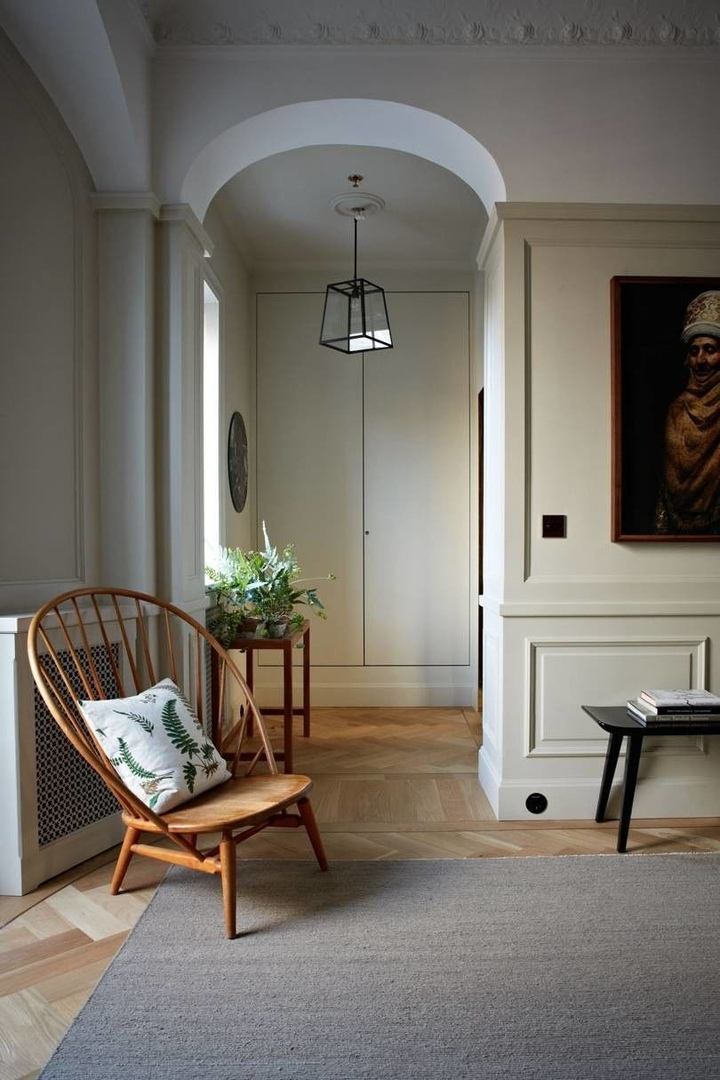 Уютный бутик-отель Ett Hem в Стокгольме
