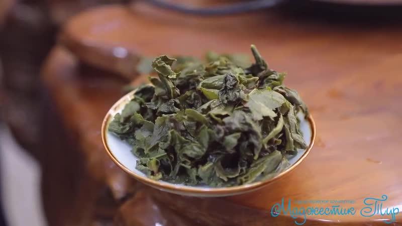 Китайский чай Мифы и реальность Путешествуем вместе с Маджестик Тур по Китаю Проект Другая Маньчжурия