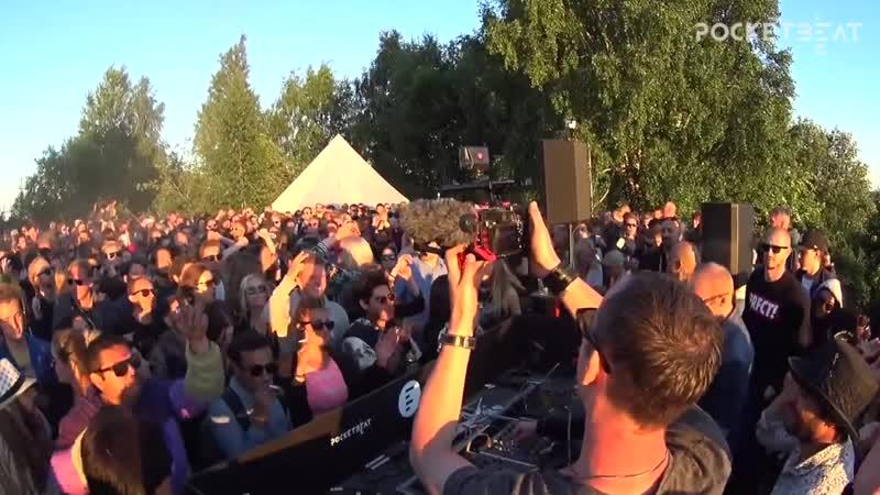 Boris Brejcha Be F L A M E @ Smiling Sun Open Air Stockholm
