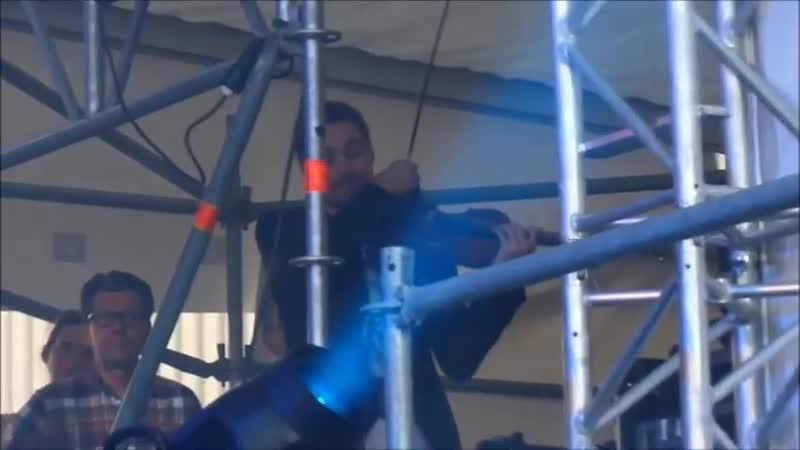 David Garrett Intro und Dangerous 24 06 2017 Sindelfingen Open Air