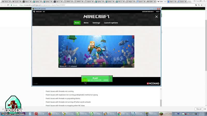 ICBM MOD 1 12 2 minecraft how to download and install ICBM mod 1 12 2 with forge
