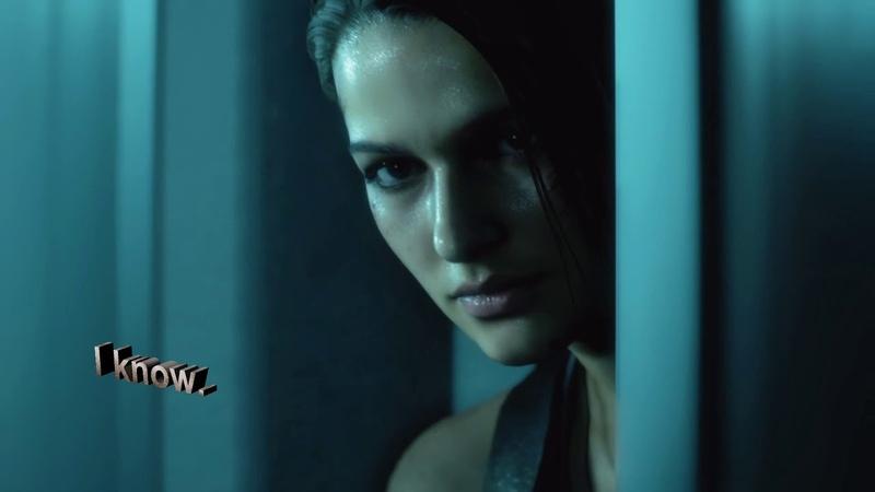 Jill Valentine Lara Croft - NO TIME TO DIE - Resi 3 Remake Demo - Action - PS4 - Xbox One - Steam
