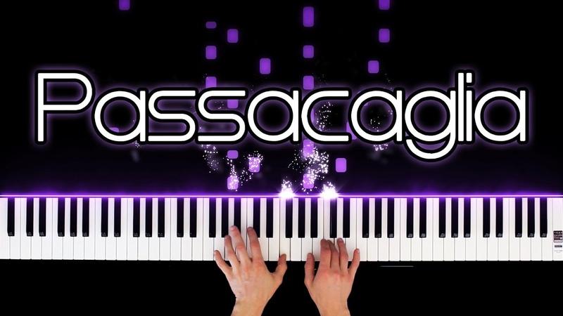Passacaglia – G.F. Handel J. Halvorsen (Piano Version)