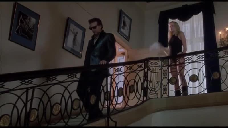 Супер Актерская игра Микки Рурка и Дерил Ханны из фильма Папа Гринвич Виллидж 1984