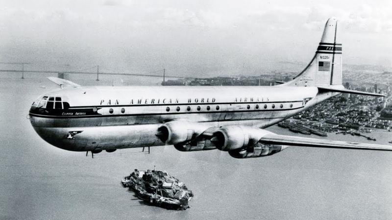 Un Avion Disparaît en 1955 et Atterrit 37 ans plus tard. Voici ce qui s'est Passé