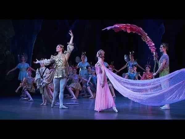 2017 Paris Opera Ballet Midsummer Night's Dream Excerpts Marchand Abbagnato Renavand