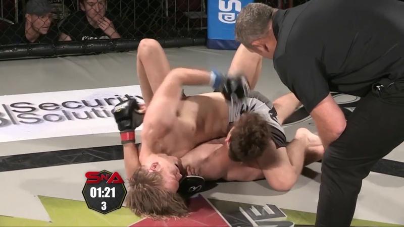Shock N Awe 27 - Jay Alden Vs Ethan Millward