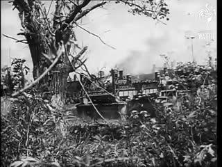 German Invasion Of Russia - June 1941 (1942)