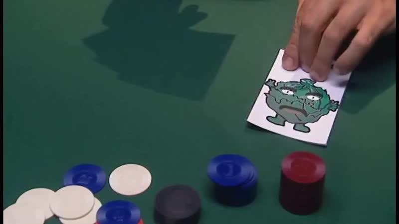 Tina vs Hank card game