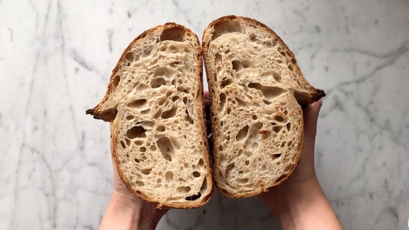 How to Make Artisan Sourdough Bread Step by Step Process