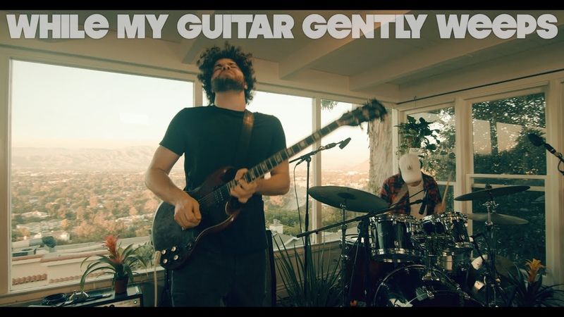 The Main Squeeze - While My Guitar Gently Weeps (The Beatles)
