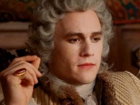 Casanova - Heath Ledger - La Pulce DAcqua