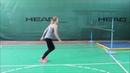 Обучение технике прыжка в высоту с разбега способом перешагивание в 7-9 классе