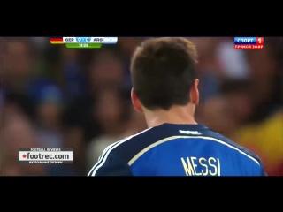 Обзор Финала ЧМ-2014. Германия 1:0 Аргентина.