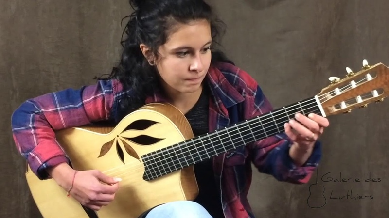 Pauline Gauthey plays Don't Know Why by Norah Jones