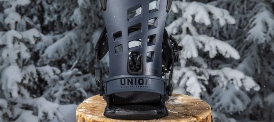 НОВОЕ ПОСТУПЛЕНИЕ: крепления для сноубордов Union