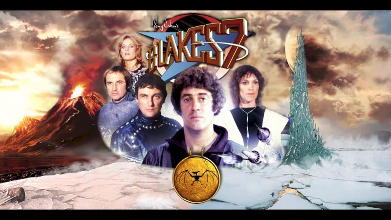 Семёрка Блейка Blake's 7 01 сезон 08 серия 1978