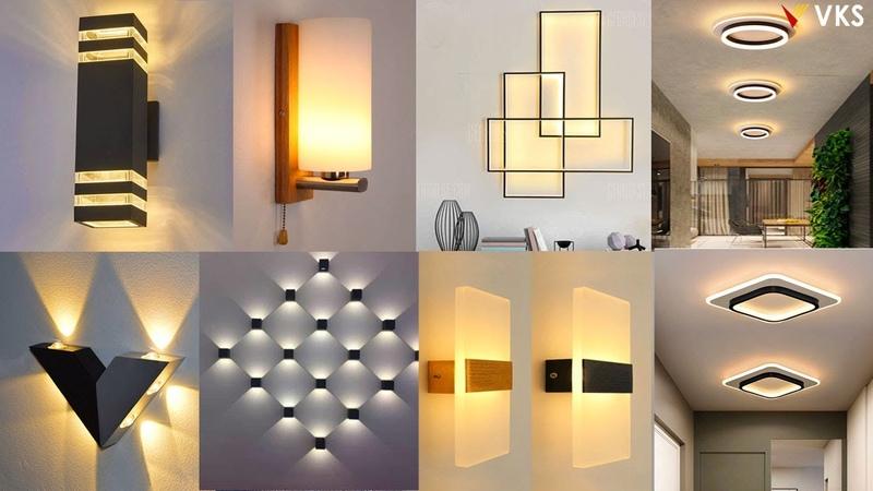 LED Wall lights Design | Modern LED Ceiling Lights | LED Wall Lamp | LED Wall Sconces | LED Strips