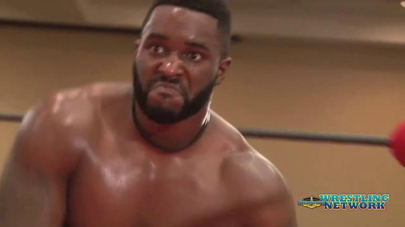 My1 Cedric Alexander VS Chris Sabin NWA Fanfest 2014