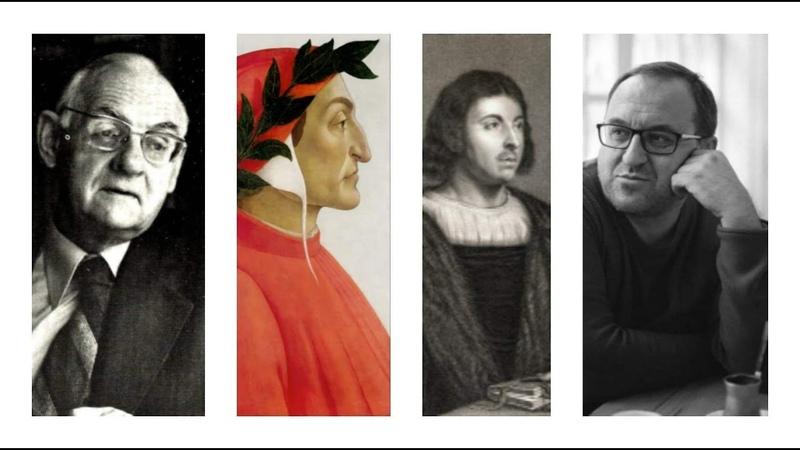 Лекция Александра Филоненко Человечность путь реанимации чтение Боккаччо Данте и Бальтазара