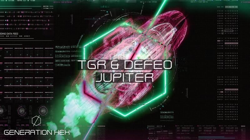 TGR DEFEO - Jupiter (Official Audio)