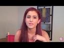 Ariana Grande О Парнях , Новом Сезоне Викториуса и о Своём Дне Рождения