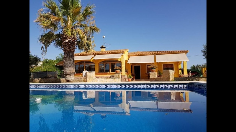 Maison de plain pied ✅ à vendre à 10 mn des plages Elche Alicante