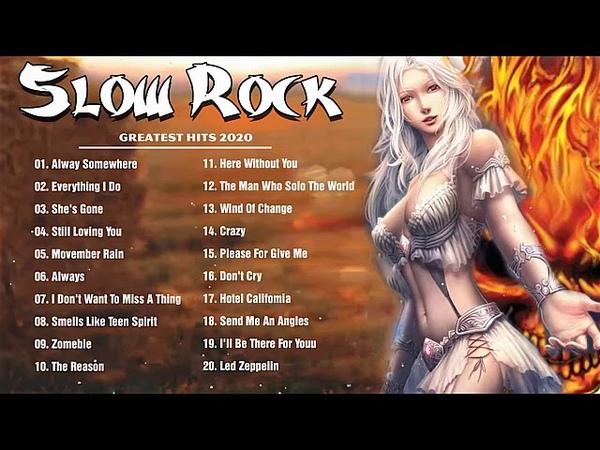 Bon Jovi Led Zeppelin Aerosmith U2 Eagles Scorpions Top Best Rock Ballads Of Time