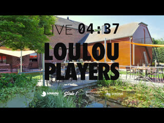 Loulou Players  Music Please Goes Stream #2 / Le D'Arville, Assesse, BELGIUM (14/06/2020)