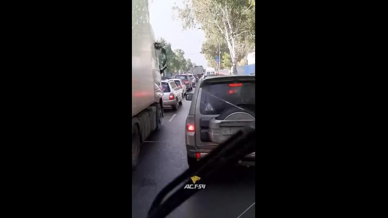 Полоса для МТС на Жуковского mp4