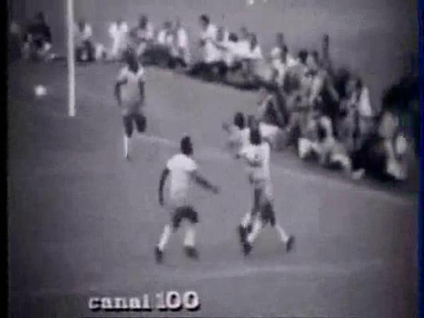 Brazili USSR Marakana 1965 Pelé Jairzinho Gérson Месхи Метревели Яшин Сабо Воронин