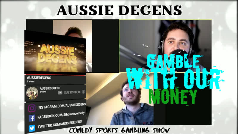 Wild Gambling live-give us tips and we will bet them | Aussie Degens