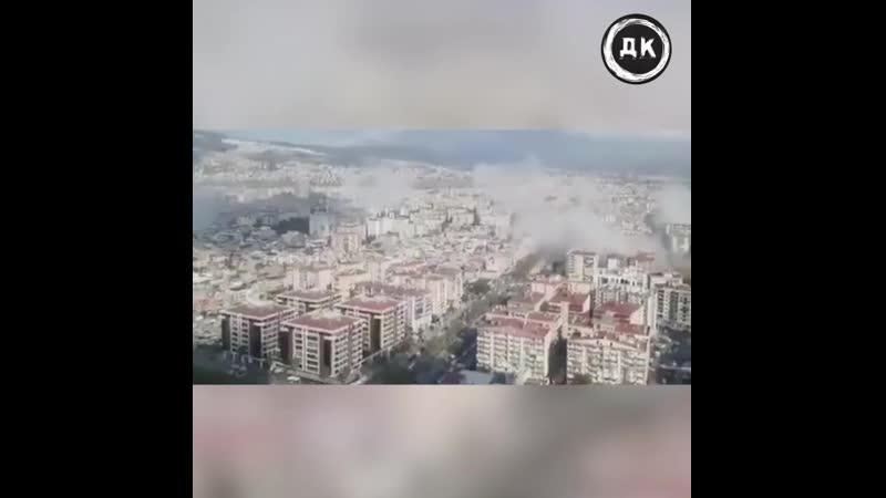 Апокалипсис в Измире Дерзкий Квадрат