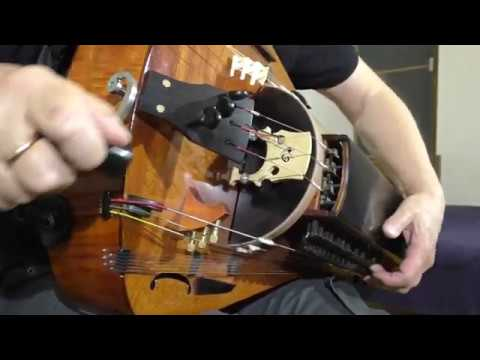 Sheath Your Sword. Medieval Tune. Hurdy-Gurdy, Organ Drum