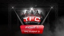 Fight 1 of the TFC Event 3 Barbarians FT St. Petersburg, Russia vs HFA Gdynia, Poland