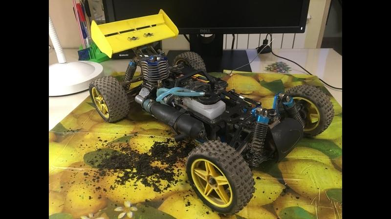 Стоимость владения HSP Nitro 1 10 scale Buggy 2 speed