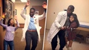 'Dancing Doctor' Busts a Move to Cheer Up Sick Kids