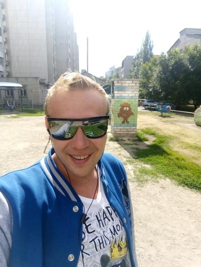 Дима, 35, Barnaul