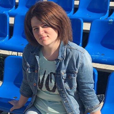 Ольга Щербань