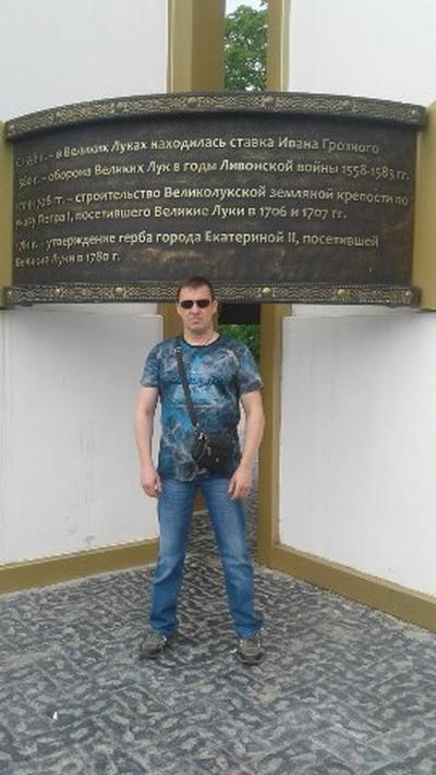Вадим, 47, Velikiye Luki