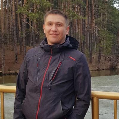 Альберт, 38, Ufa